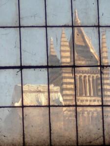 Dalla finestra di San Domenico, ecco il Duomo!