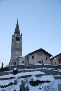 Chiesa Parrocchiale di Saint-Marcel (in località Crétaz)