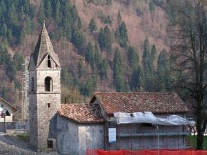 chiesa del cimitero