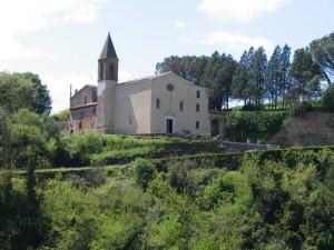 """Santuario """"Madonna delle Grazie"""" a Pitigliano"""