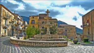 La fontana di Santo Stefano Quisquina