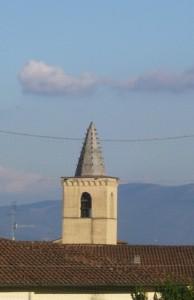 Il campanile in..rete