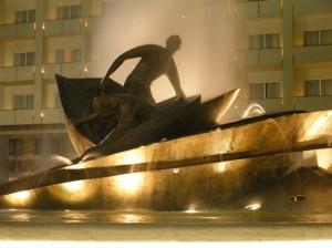 La fontana dei Malavoglia