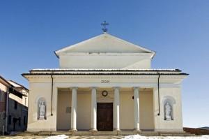 Asigliano Vercellese - Chiesa della Beata Vergine Assunta