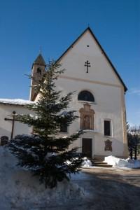 chiesa di Cavalese
