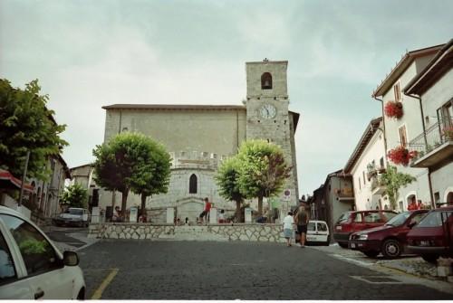 Opi - La chiesa parrocchiale