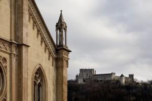 La Chiesa, il Castello