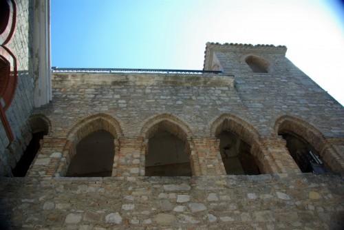 Orsara di Puglia - la chiesa di S.Pellegrino