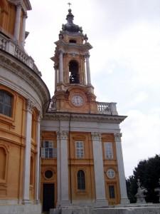 Il campanile di Superga