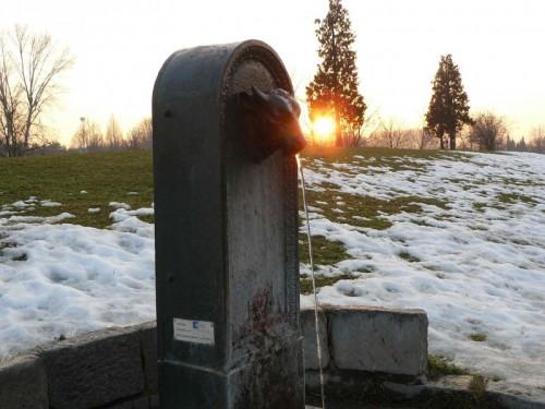"""Torino - """"turet""""al tramonto"""