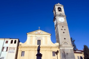 Bricherasio -  Santa Maria Assunta