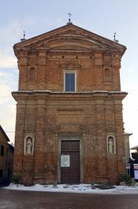Caramagna - Chiesa di Santa Croce
