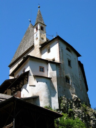 Sanzeno - S.Romedio nel Trentino