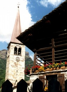 la chiesa parrocchiale di S. Giovanni Battista
