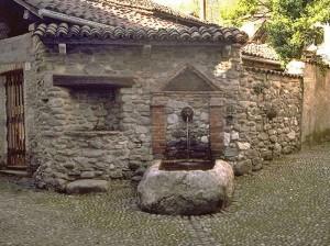 la fontana del Bornello