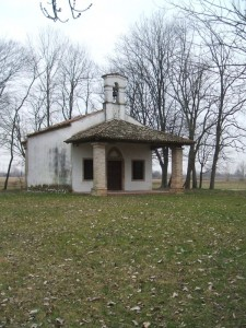 Chiesetta di Santa Petronilla a Savorgnano