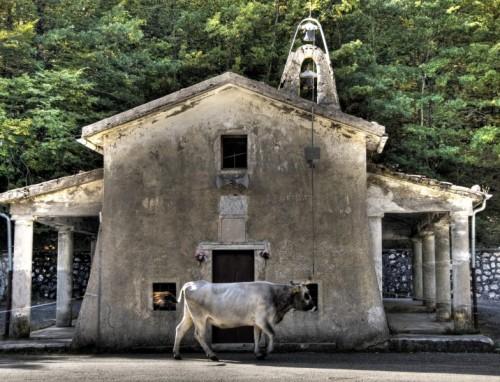 Villavallelonga - Madonna della Lanna