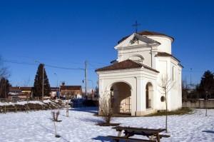 Lauriano - Cappella della Madonna della neve
