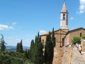 campanile sui bastioni
