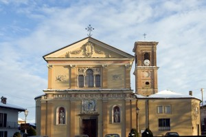 Cavallerleone - Santa Maria Assunta