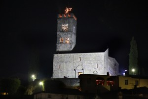Duomo di Barga - Notte 1