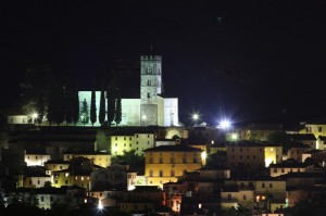 Duomo di Barga - Notte 2