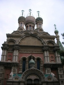 chiesa Russa di Ssanremo