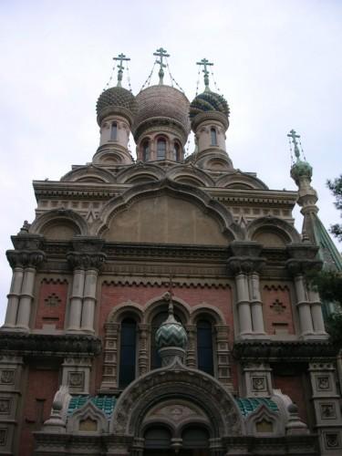 Sanremo - chiesa Russa di Ssanremo