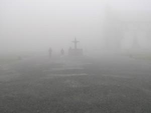 Santuario della Madonna d'Oropa… piazza