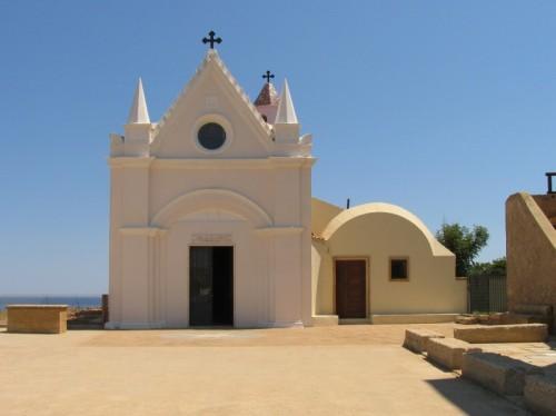 Crotone - Chiesa della Madonna di Capo Colonna