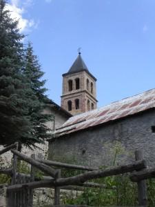 chiesetta di San Lorenzo martire, Bersezio, frazione di Argentera, Valle Stura di Demonte