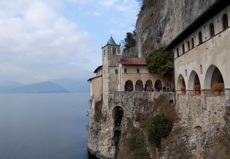 ''Eremo di Santa Caterina del Sasso'' - Leggiuno