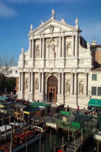 Venezia - Chiesa di S. Nicola da Tolentino
