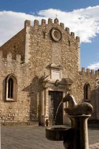 Fontanella a Taormina