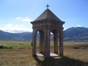 Ciò che resta di una chiesa