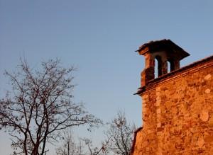 Una chiesetta sconsacrata