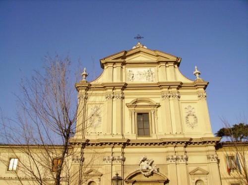 Firenze - San marco alla sera 2