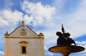 Madonna delle Grazie e fontana