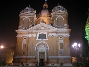 I due campanili del Santuario della Madonna