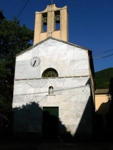 piccola chiesa di cassagna