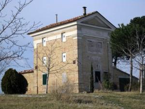 Chiesetta chiusa, via S.G.Battista, Arcevia