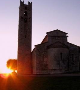 Pieve di San Pantaleone Alta Versilia
