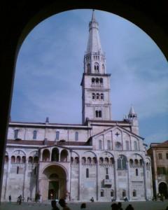 La Cattedrale e la Ghirlandina