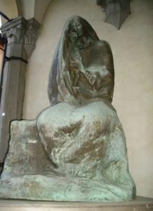 Cappellina del boscaiolo sull'appenino tosco-romagnolo