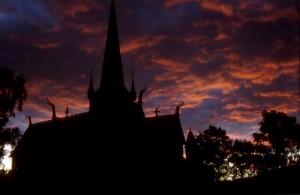 profilo di una chiesa