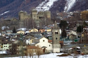 Fenis - San Maurizio