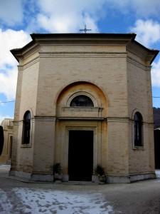 Chiesa Cimitero di Arcevia