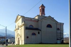 Bagnolo Piemonte - Fraz. Villaretto - San Giovanni Evangelista