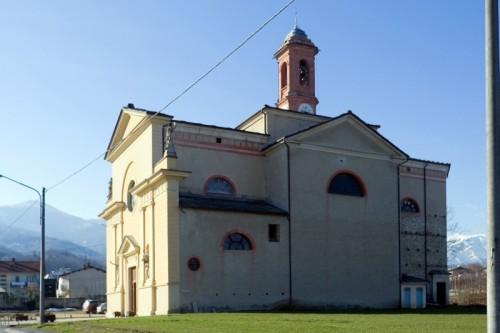Bagnolo Piemonte - Bagnolo Piemonte - Fraz. Villaretto - San Giovanni Evangelista