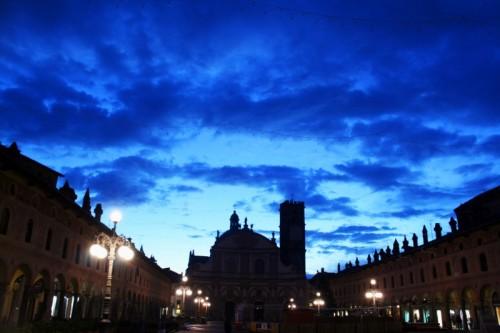 Vigevano - Duomo all'alba